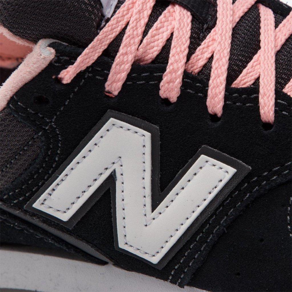 Sneakersy wr996ack czarny szary (New Balance)