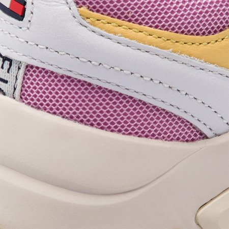 BUTY SNEAKERSY TOMMY HILFIGER FW0FW04065 Pink 518
