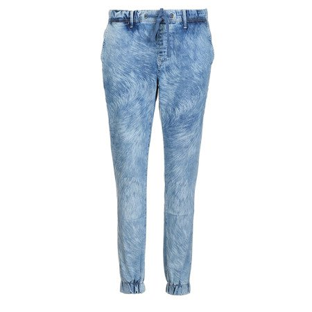 Joggery damskie PEPE JEANS COSIE PL201692S32R Blue