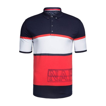POLO NAPAPIJRI ERIP N0YHD8 REGULAR FIT