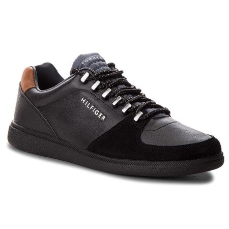 Sneakersy TOMMY HILFIGER Core Hiking Inspired FM0FM01833 Black 990