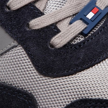 Sneakersy TOMMY HILFIGER Iconic FM0FM02042 903