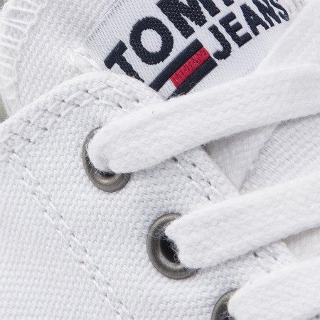 Sneakersy TOMMY HILFIGER Knitted Flag FW0FW04144