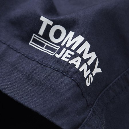 Szorty TOMMY JEANS BASKETBALL DM0DM05958 002